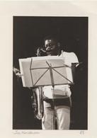 MUSIQUE. JAZZ. JOE HENDERSON 1981 - Fotografia