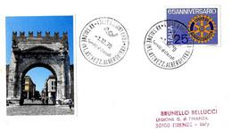 ITALIA - 1970 RIMINI (FO) XX Salone Internazionale Attrezzatura Alberghiera - Settore Alberghiero & Ristorazione