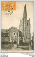37 LUZE. Abbaye De Bois-Aubry 1922 - Autres Communes