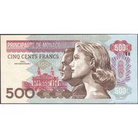 TWN - PRINCIPAUTÉ DE MONACO (private Issue) - 500 Francs 2016 Low Serial M 000XXX A UNC - Banknotes