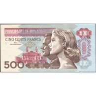 TWN - PRINCIPAUTÉ DE MONACO (private Issue) - 500 Francs 2016 Low Serial M 000XXX A UNC - Non Classificati