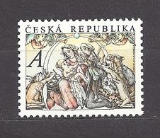 Czech Republic 2011 MNH ** Mi 706 Sc 3521 Christmas, Holy Family.Tschechische Republik. - Czech Republic