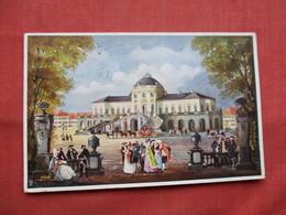 Kurhotel Schlob Solitude  Stuggart Cancel     Stamp   & Cancel  Ref  3483 - To Identify