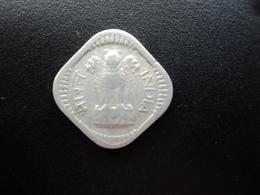 INDE : 5 PAISE   1972 (H)    KM 18.6     TTB - India