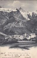 05----LA MEIJE ( 3967 M ) Vue Prise De La Grave--voir 2 Scans - France