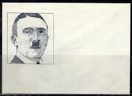 D+ Deutschland - Hitler, Adolf 1889-1945 (UNIKAT / ÙNICO / PIÉCE UNIQUE / уникален) - Non Classés