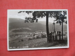 RPPC  Babyr. Wald   Stamp   & Cancel  Ref  3483 - To Identify