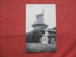 Postdam Windmill Stamp   & Cancel  Ref  3483 - To Identify