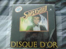Michel Sardou- Disque D'or - Musicals