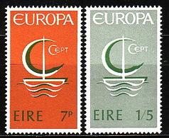 Ireland, 1966, Europa CEPT, 2 Stamps - Europa-CEPT