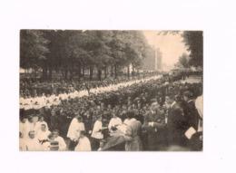 Cérémonie De Reconnaissance Nationale Envers Le S.Coeur.Koekelberg,29 Juin 1919.Le Salut.L'arrivée Des Séminaristes. - Fêtes, événements