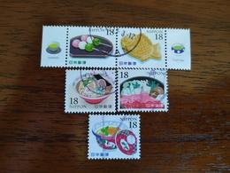 Japan Used Lot Traditional Cuisine - Usados