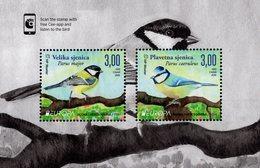 Bosnia & Herzegovina - Mostar - 2019 - Europa CEPT - National Birds - Mint Souvenir Sheet - Bosnien-Herzegowina
