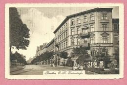Polska - Polen - Pologne - BEUTHEN - Gartenstrasse - Feldpost - Guerre 14/18 - Schlesien