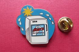 Pin's,MARS, Ice Creams,soleil - Trademarks
