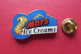 Pin's,MARS, Ice Creams,Saxophone - Trademarks