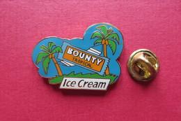 Pin's,BOUNTY, Tropical,Ice Creams,palmire - Trademarks