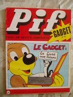 PIF GADGET NO 97 -12/1970--- DR JUSTICE -LOUP NOIR-ARTHUR-ED.VAILLANT - Pif Gadget