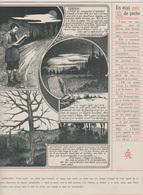 Image - Religieuse - 1912 -  290X225 - LA GRÂCE - En état De Péché. - Images Religieuses