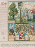 Image - Religieuse - 1912 -  290X225 - LA GRÂCE - Avec La Grâce. - Devotieprenten