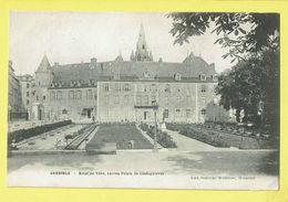 * Grenoble (Dép 38 - Isère - France) * (Edit Galeries Modernes) Hotel De Ville, Ancien Palais De Lesdiguieres, Parc, Old - Grenoble