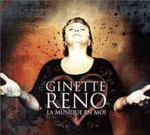Ginette Reno- La Musique En Moi (digipak Avec Livret) - Musik & Instrumente