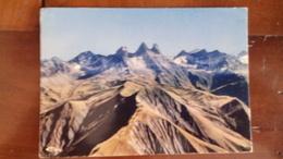 Les Aiguilles D'Arves - Vue Générale - Le Goléon - Le Glacier De La Meije - France