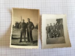 19C -  Prisonniers De Guerre Belge Stalag XI A Gepruft Censure - Guerre, Militaire