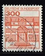 Bund 1982, Michel# 1143 AI R O Burgen Und Schlösser Mit Nr. 165 - Roller Precancels