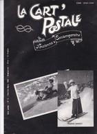 LA  CARTE  POSTALE   ANCIENNE ET CONTEMPORAINE  N°  5   1984 ,,,,23 Pages   TBE,,,   Rare - Français
