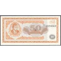 TWN - RUSSIA (private Issue) - 50 Biletov 1994 UNC - Non Classificati