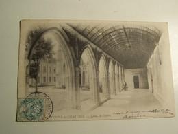 Bb002     LEVES Le Cloitre 1904 - Lèves