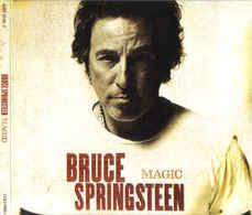 Bruce Soringsteen- Magic  (digipak) - Music & Instruments