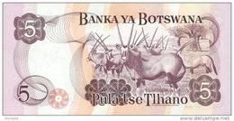 BOTSWANA P. 11a 5 P 1992 UNC - Botswana