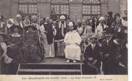 Saône-et-Loire - Millénaire De Cluny 1910 - Le Pape Innocent IV - Cluny