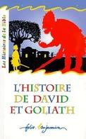 L'histoire De David Et Goliath De Maurice Pommier (1998) - Books, Magazines, Comics