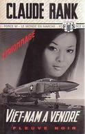 Viet-Nam à Vendre De Claude Rank (1973) - Books, Magazines, Comics