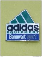 Pin 43 -  ADIDAS, BANNWART SPORT - Badges