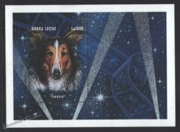 Sierra Leone - Leona 1996 Yvert BF 285, Cinema Centenary, Lassie The Dog - Miniature Sheet - MNH - Sierra Leone (1961-...)