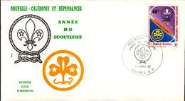 Nouvelle Calédonie FDC PA N° 223  21 Avril 1982 - FDC