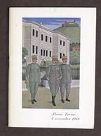 WWI - Abano Terme Nella Storia - 50° Anniversario 4 Novembre 1918 - Ed. 1968 - Altri
