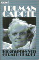 Truman Capote De Gerard Von Clarke (1990) - Books, Magazines, Comics