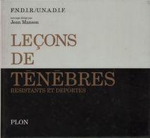 Leçons De Ténèbres De Collectif (1995) - Books, Magazines, Comics