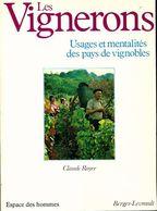 Les Vignerons De Claude Royer (1983) - Books, Magazines, Comics