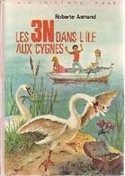Les 3 N Dans L'île Aux Cygnes De Roberte Armand (1978) - Books, Magazines, Comics