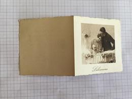 19C -  Liliane Antoine Jamioulx 1930 - Nacimiento & Bautizo