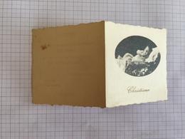19C - Christiane Lamolle 1929 Marbaix La Tour - Nacimiento & Bautizo