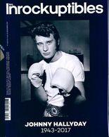 Les InRockuptibles N°1150 : Johnny Hallyday (1943-2017) De Collectif (2017) - Unclassified