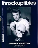 Les InRockuptibles N°1150 : Johnny Hallyday (1943-2017) De Collectif (2017) - Livres, BD, Revues