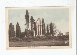 RAZIMET (L ET G) 1472 L'EGLISE ET CIMETIERE - France